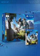 PlayStation 4 Slim 1 TB + Horizon Zero Dawn+ PSN90