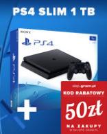 Konsola PS4 Slim Promocja