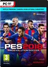 Pro Evolution Soccer 2018 - Edycja Premium - wersja cyfrowa