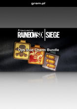 Tom Clancys Rainbow Six Siege - Ops Icon Charm Bundle DLC - wersja cyfrowa