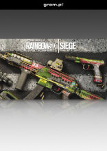 Tom Clancys Rainbow Six Siege - Racer Spetsnaz Pack - wersja cyfrowa