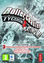 RollerCoaster Tycoon 3: Platinum (MAC) - wersja cyfrowa