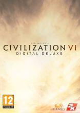 Sid Meiers Civilization VI - Deluxe Edition - wersja cyfrowa