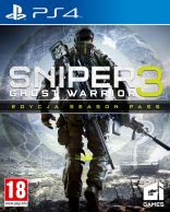 Sniper Ghost Warrior 3 - Edycja Season Pass
