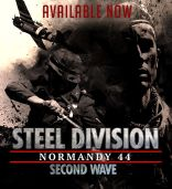 Steel Division: Normandy 44: Second Wave - DLC