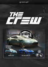 THE CREW - EXTREME CAR PACK - wersja cyfrowa