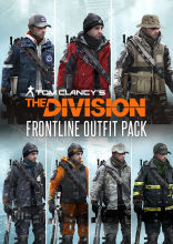 Tom Clancy's The Division Frontline Outfits pack DLC - wersja cyfrowa