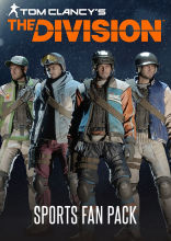 Tom Clancy's The Division Sports Fan Pack DLC - wersja cyfrowa