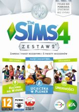 The Sims 4 Zestaw 2 - wersja cyfrowa