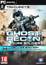 Tom Clancys Ghost Recon Future Soldier Digital Deluxe Edition - wersja cyfrowa