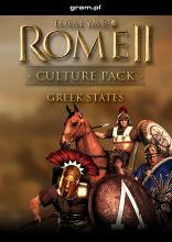 Total War: ROME II: Greek States Culture Pack - DLC