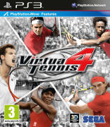 Virtua Tennis 4 Essentials