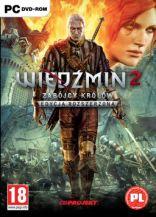 Wiedźmin 2: Zabójcy Królów - Edycja Rozszerzona - Steam - wersja cyfrowa