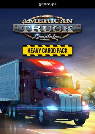 American Truck Simulator - Heavy Cargo Pack - DLC