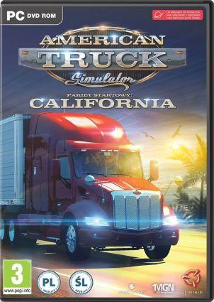 American Truck Simulator - wersja cyfrowa