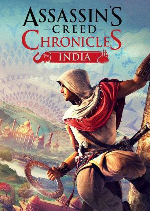 Assassin's Creed Chronicles: India - wersja cyfrowa