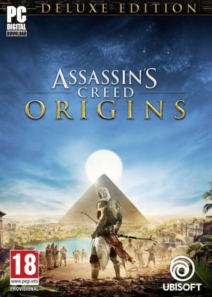Assassins Creed: Origins - Deluxe Edition - wersja cyfrowa