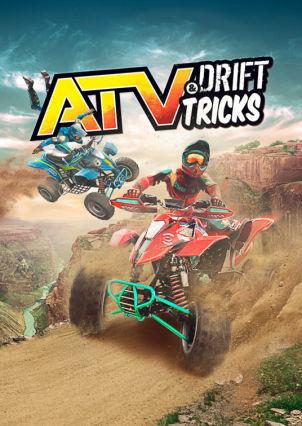 ATV Drifts & Tricks- wersja cyfrowa