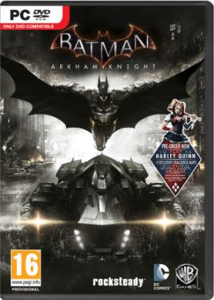 Batman: Arkham Knight - wersja cyfrowa