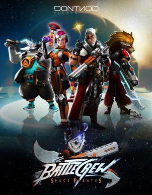 BATTLECREW Space Pirates: All Pirates Skins - DLC