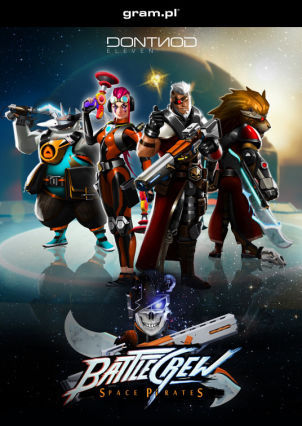 BATTLECREW Space Pirates - Deluxe Edition - wersja cyfrowa