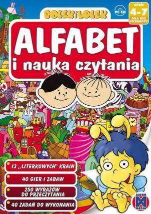 Bolek i Lolek - Alfabet i Nauka Czytania - wersja cyfrowa