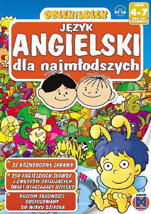 Bolek i Lolek - Język angielski dla najmłodszych - wersja cyfrowa