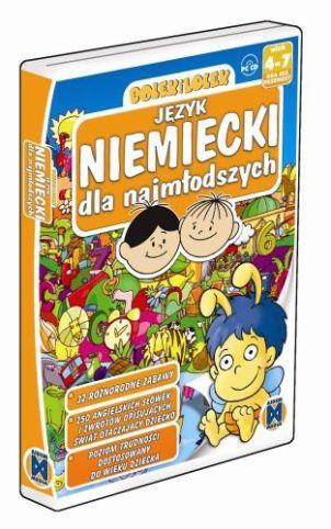 Bolek i Lolek - Język niemiecki dla najmłodszych - wersja cyfrowa