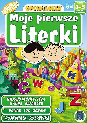 Bolek i Lolek - Moje pierwsze literki - wersja cyfrowa