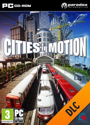 Cities in Motion: Design Now - DLC