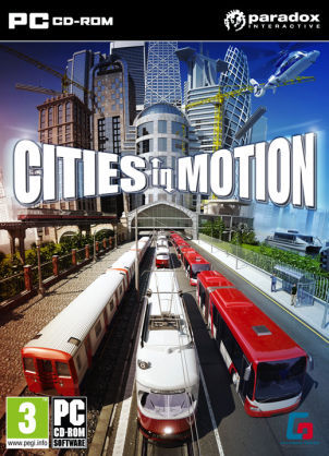 Cities in Motion - wersja cyfrowa