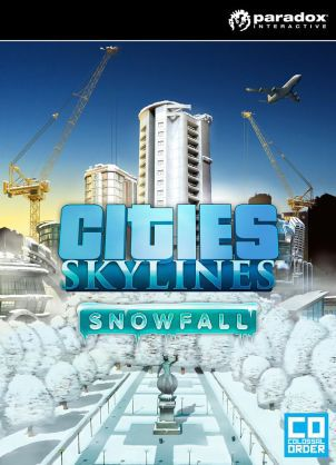 Cities: Skylines - Snowfall - DLC