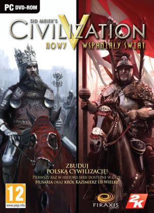 Sid Meier's Civilization V: Nowy Wspaniały Świat - DLC