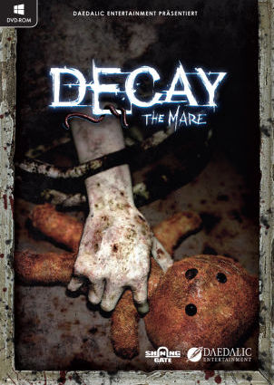 Decay - The Mare - wersja cyfrowa