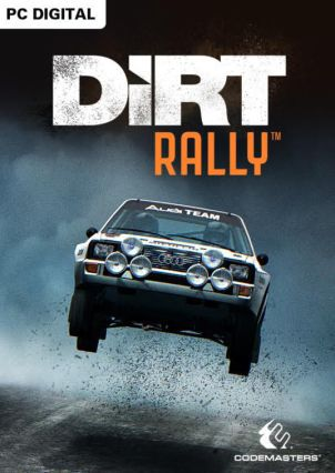 DiRT Rally - wersja cyfrowa