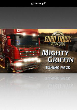 Euro Truck Simulator 2 - Mighty Griffin Tuning Pack - DLC