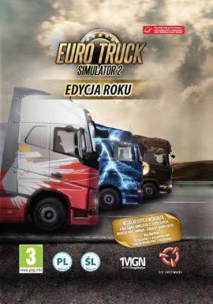 Euro Truck Simulator 2: Edycja Roku - wersja cyfrowa