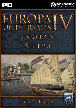 Europa Universalis IV: Indian Ships Unit Pack DLC