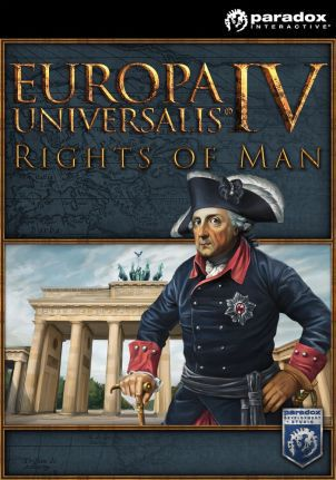 Europa Universalis IV: Rights of Man - DLC