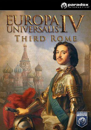 Europa Universalis IV: Third Rome - DLC