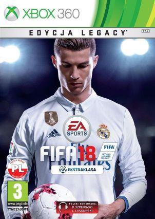 FIFA 18 EDYCJA LEGACY