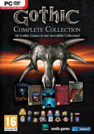 Gothic Complete Edition - wersja cyfrowa
