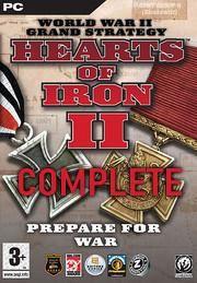 Hearts of Iron II Complete - wersja cyfrowa