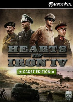 Hearts of Iron IV: Cadet Edition - wersja cyfrowa