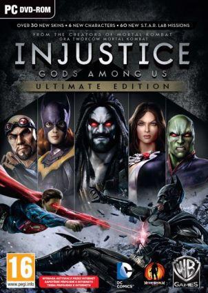 Injustice: Gods Among Us - Ultimate Edition - wersja cyfrowa