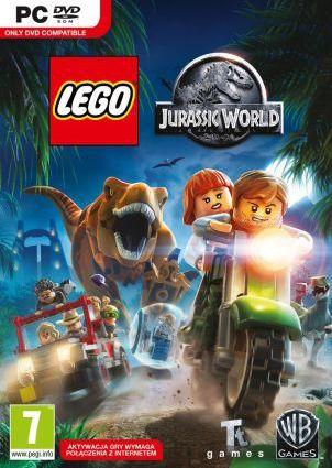LEGO Jurassic World - wersja cyfrowa
