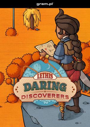 Lethis: Daring Discoverers - wersja cyfrowa
