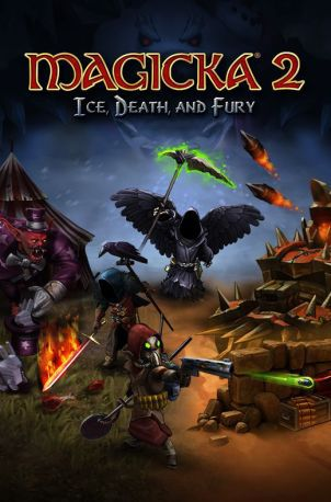 Magicka 2: Ice, Death and Fury - DLC