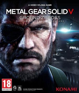 Metal Gear Solid V: Ground Zeroes - wersja cyfrowa