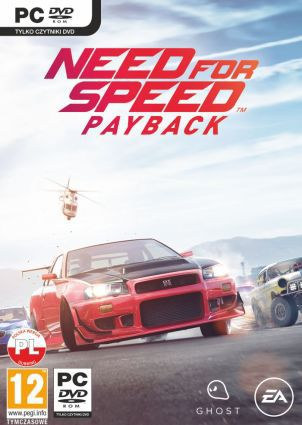 Need for Speed Payback - wersja cyfrowa